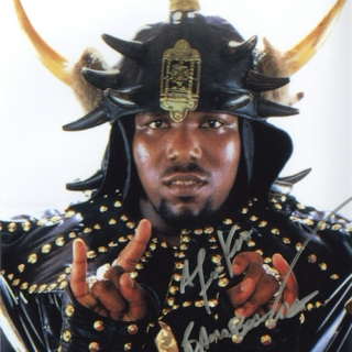A Curated List Of Cuts From Afrika Bambaataa's Personal Collection