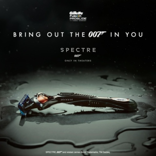 Bring Out The 007 In You