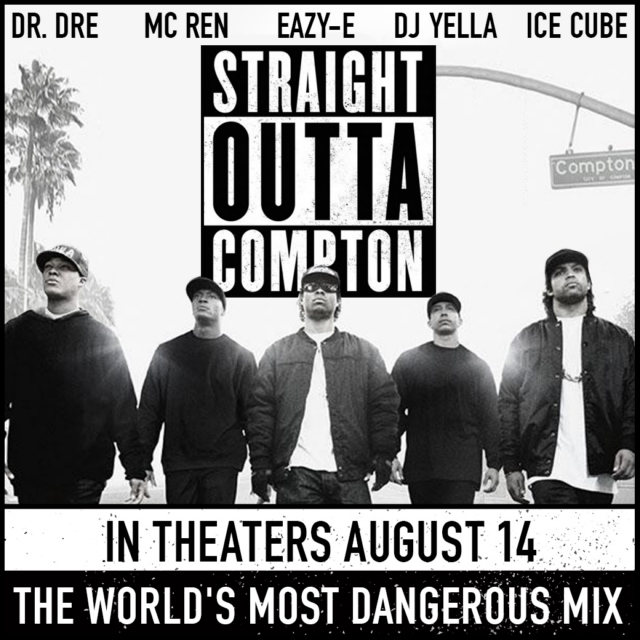 Straight Outta Compton: The World's Most Dangerous Mix